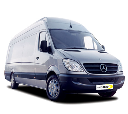 xlwb sprinter vans for hire rent in york wakefield. Black Bedroom Furniture Sets. Home Design Ideas